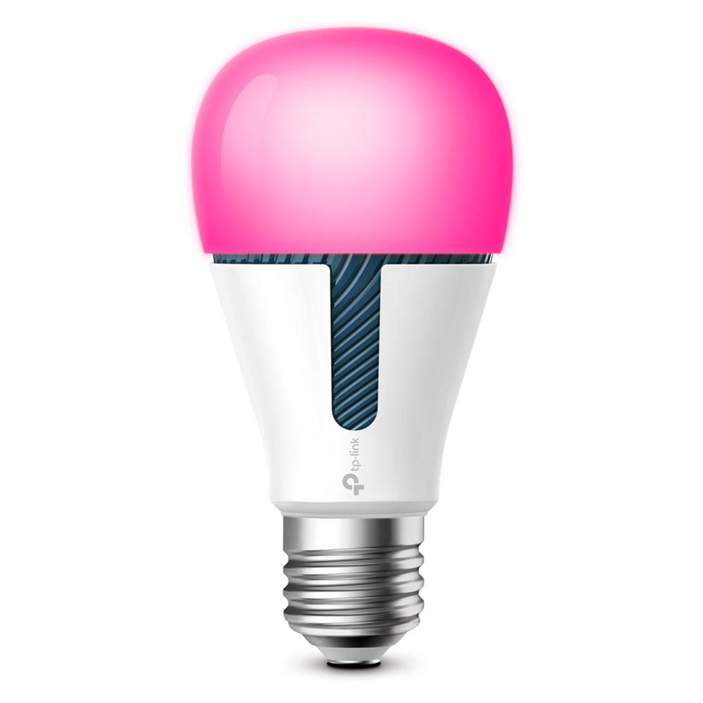 Bec LED multicolor wireless TP-Link KL130, 2.4 GHz, 800 lm imagine spy-shop.ro 2021