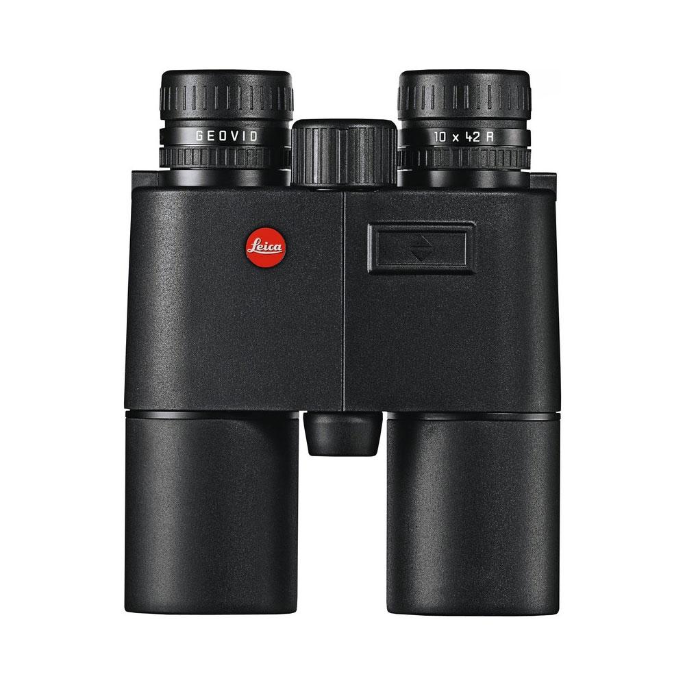 Binoclu cu telemetru laser Leica Geovid 10x42 R
