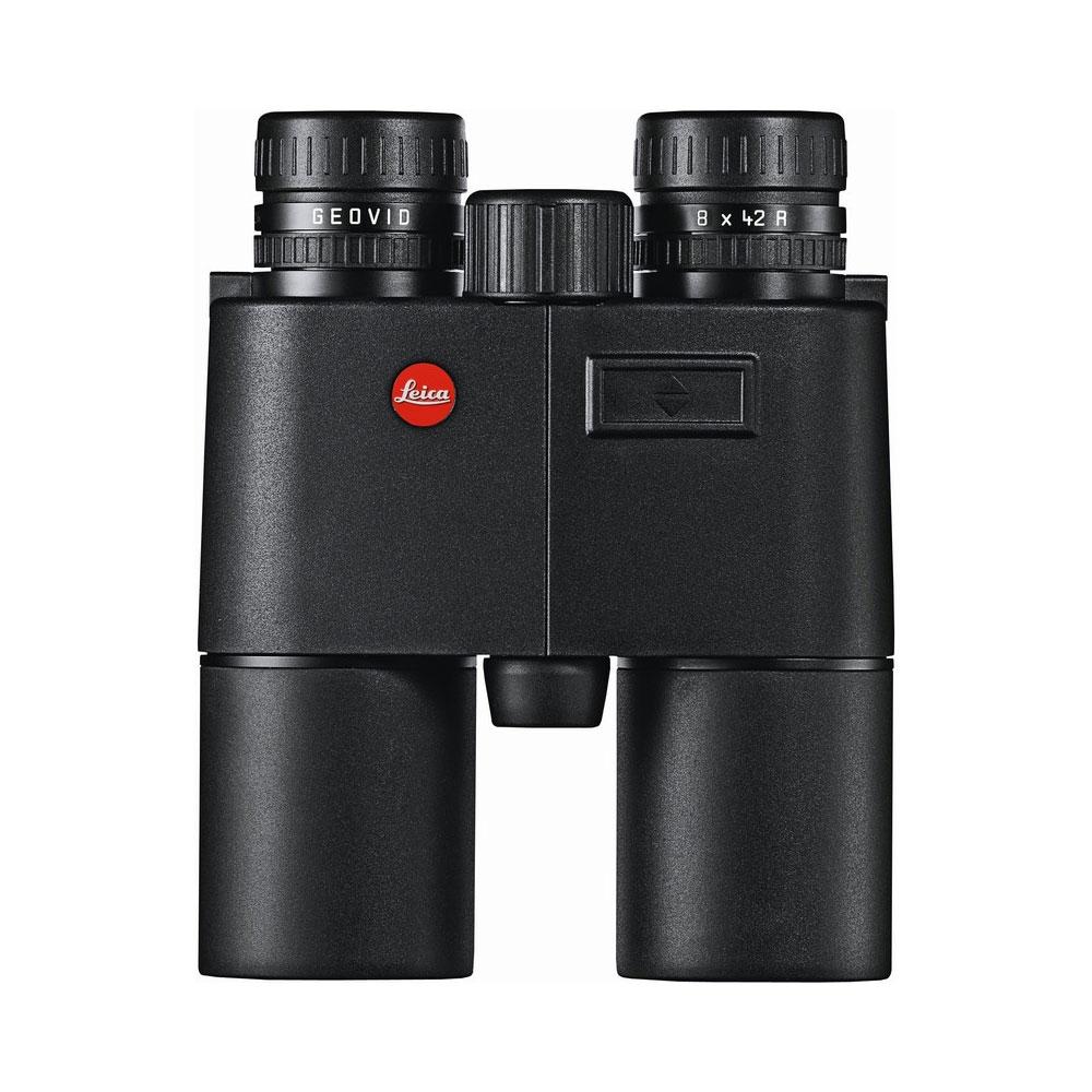 Binoclu cu telemetru laser Leica Geovid 8x42 R