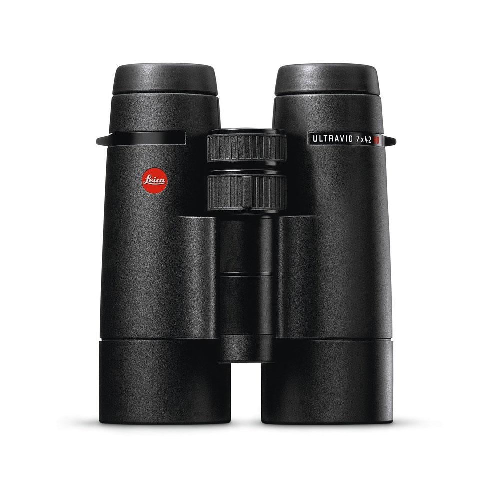 Binoclu Leica Ultravid 7x42 HD-Plus