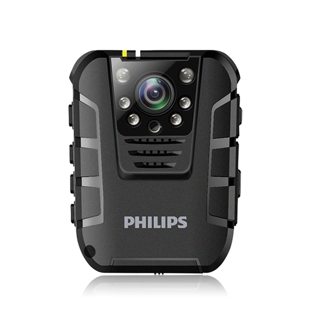 BODY CAMERA FULL HD PHILIPS VTR8100 + CARD 16 GB INCLUS