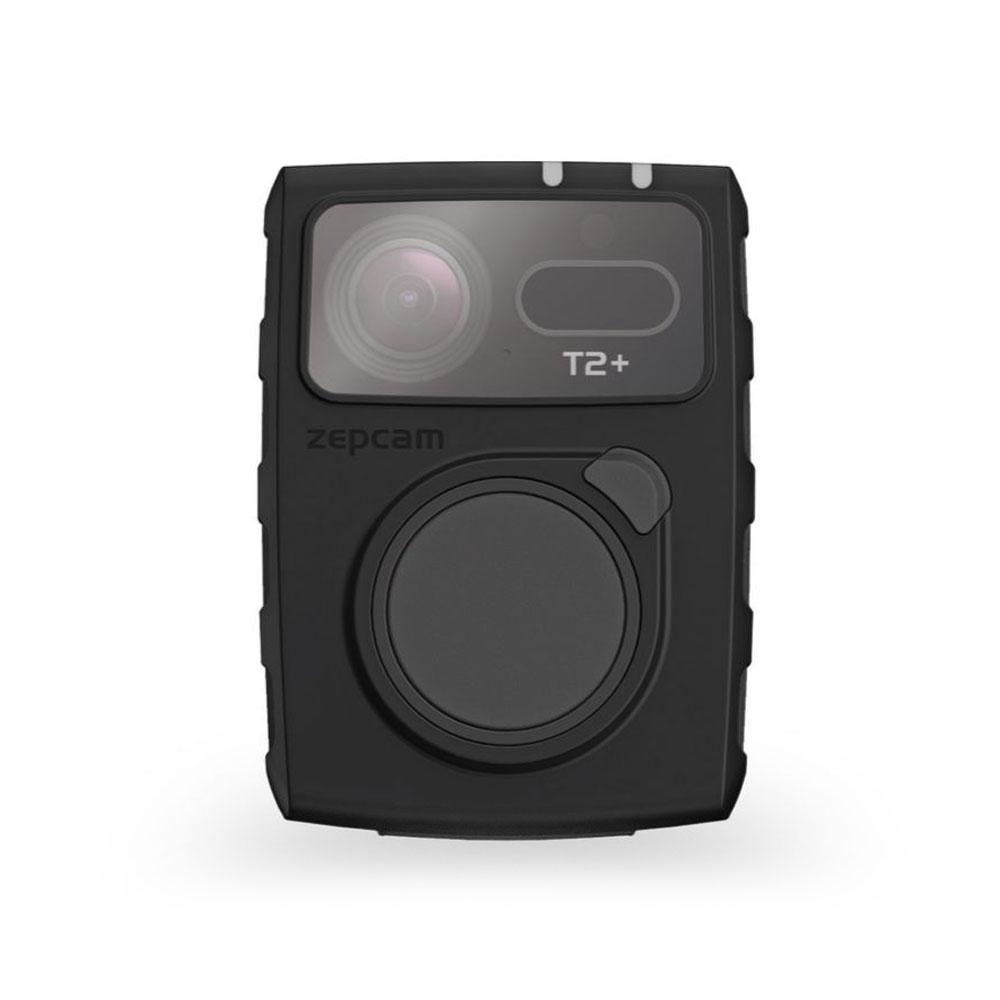 Body camera Zepcam T2-BC2P, Full HD, GPS, IR 10 m, 64 GB, microfon imagine