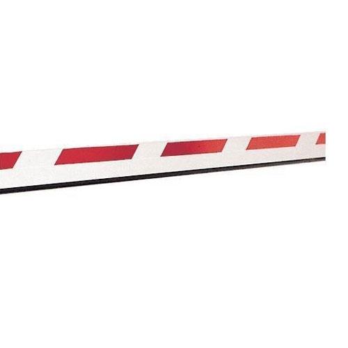 Brat dreptunghiular bariera FAAC 428090, 3.8 m