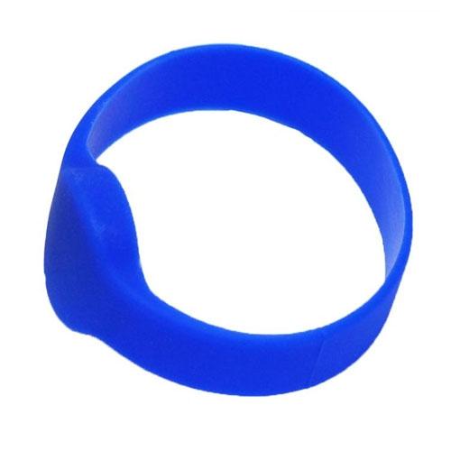 Bratara de proximitate Genway TAG.08, rezistenta la apa, albastru