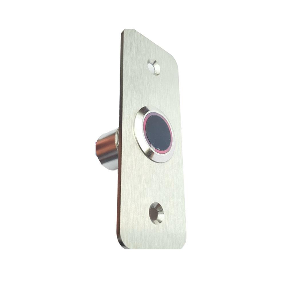 Buton de iesire incastrabil cu infrarosu ISK-801A, ingropat imagine spy-shop.ro 2021