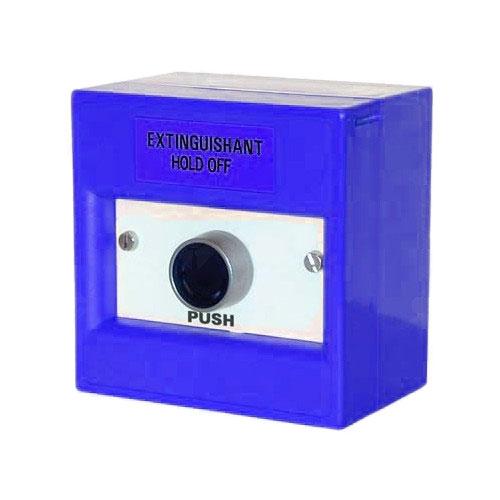 Buton de iesire KAC WB9403-SB, 3A/250V, NO/NC, aparent imagine spy-shop.ro 2021