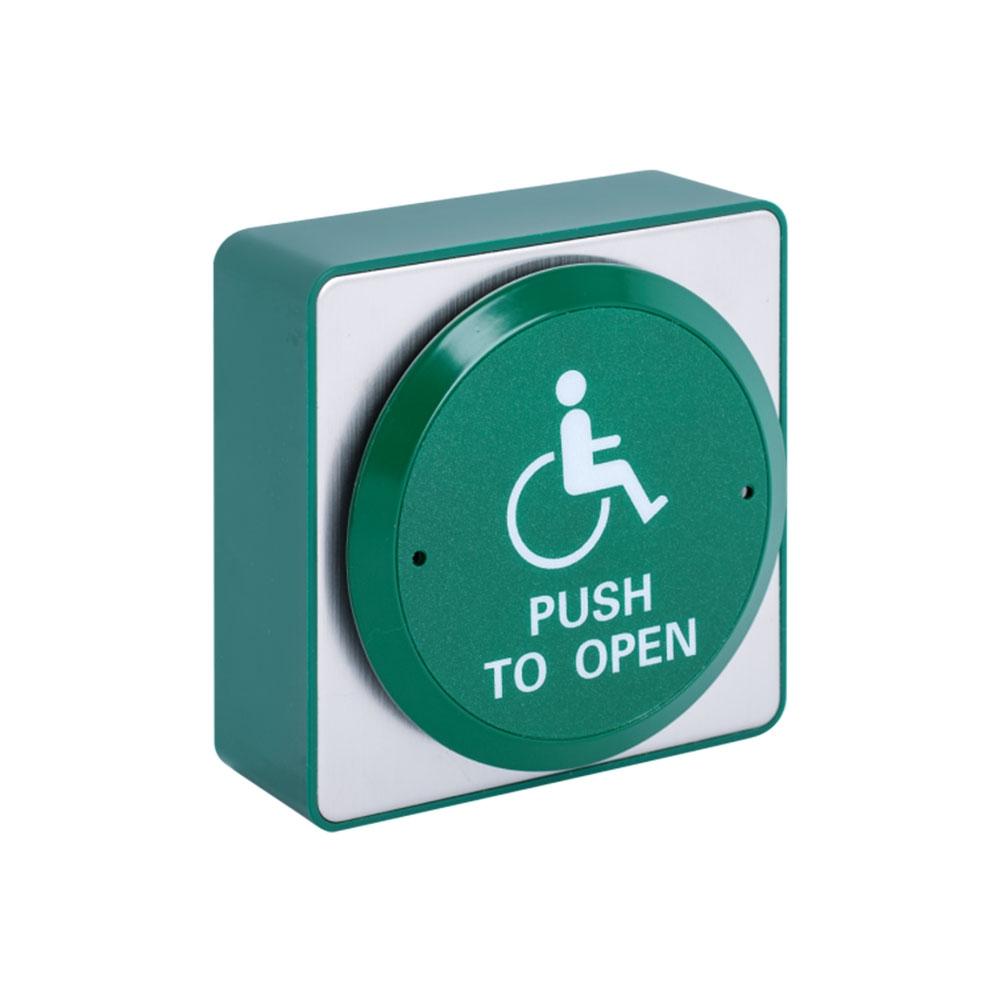 Buton de iesire pentru persoanele cu dizabilitati FBB-B-2-HPO, aparent/ingropat imagine spy-shop.ro 2021