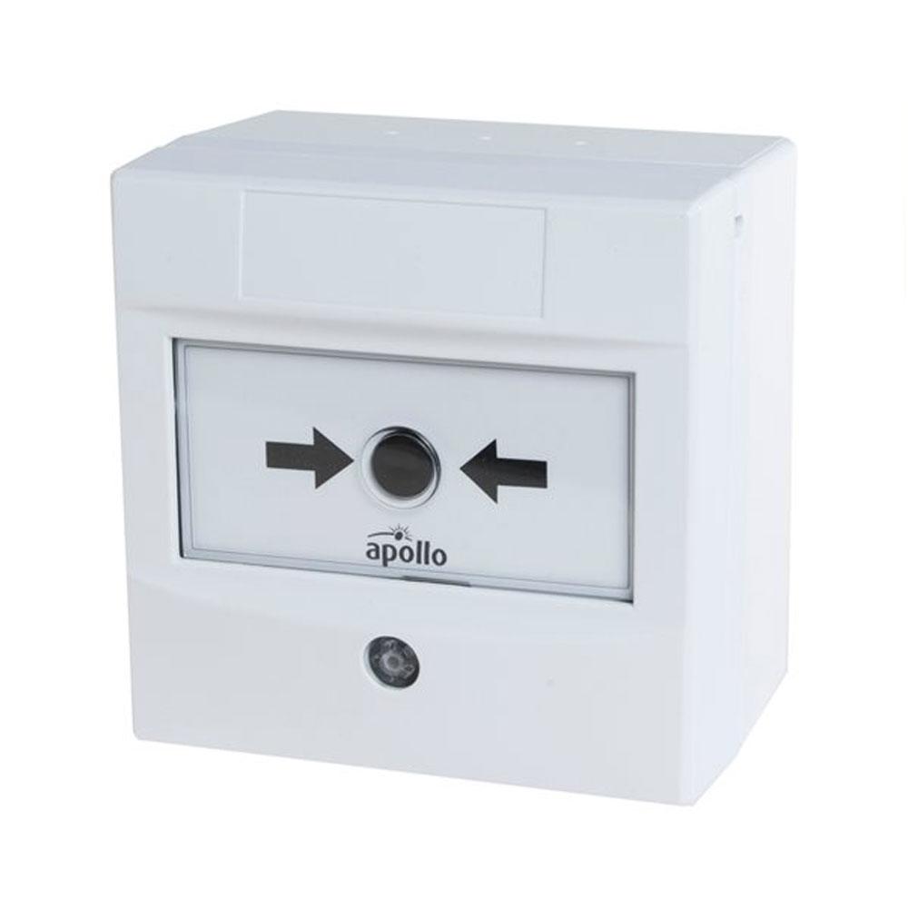 Buton de incendiu adresabil Apollo SA5900-903APO, 17-35 Vdc, IP 44