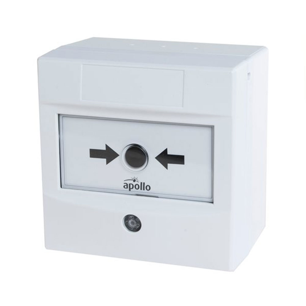 Buton de incendiu adresabil Apollo fire detectors SA5900-903APO, 17-35 Vdc, IP 44