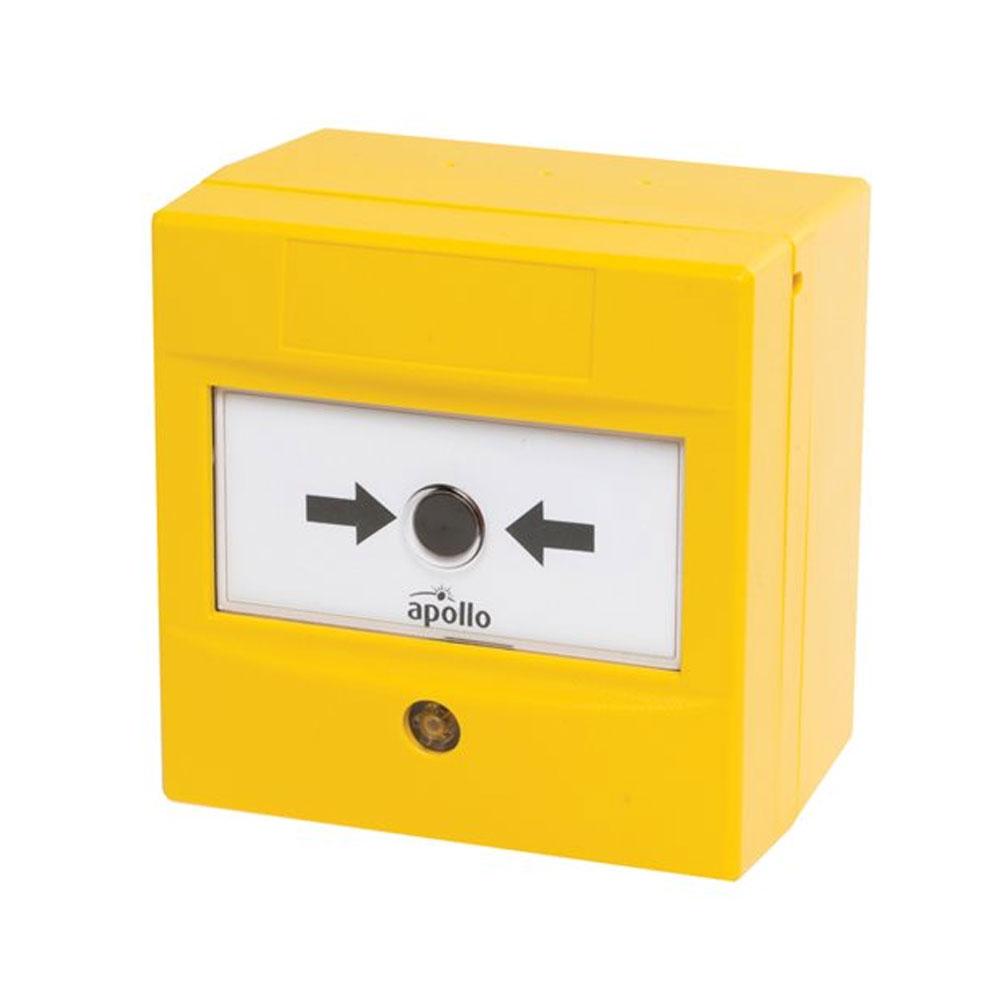 Buton de incendiu adresabil Apollo SA5900-904APO, 17-35 Vdc, IP 44