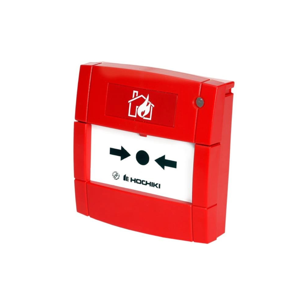 Buton de incendiu adresabil cu izolator la scurt-circuit Hochiki HCP-E(SCI), IP24, LED dual, rosu imagine spy-shop.ro 2021