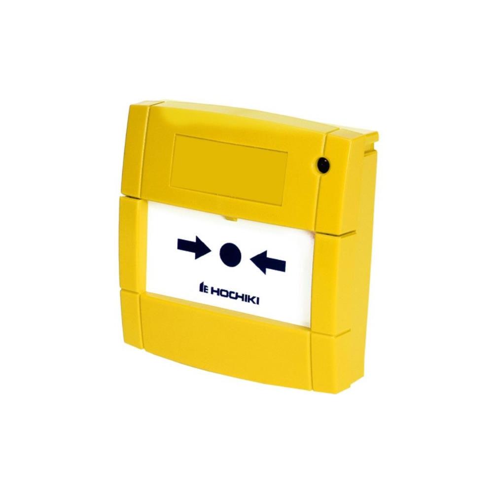 Buton de incendiu adresabil cu izolator la scurt-circuit Hochiki HCP-E/Y(SCI), IP24, LED dual, galben imagine spy-shop.ro 2021
