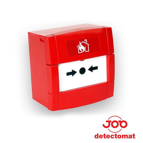 BUTON DE INCENDIU ADRESABIL DETECTOMAT SRC 3000 MCP