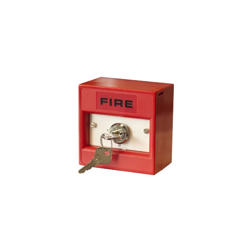 Buton de incendiu conventional cu cheie Hochiki CDX CCP-KS, 2 pozitii, IP24D, ABS rosu imagine spy-shop.ro 2021