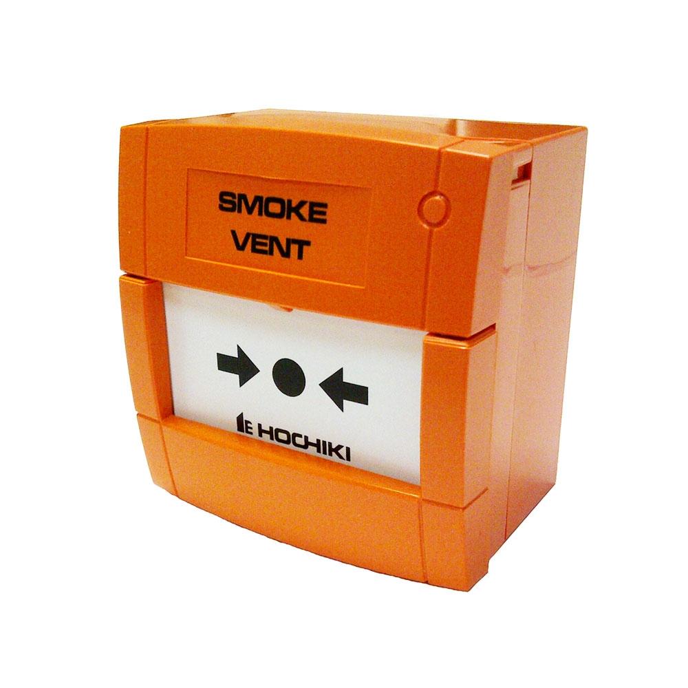 Buton de incendiu conventional inscriptionat Hochiki CDX CCP-EO, IP24, ABS portocaliu imagine spy-shop.ro 2021