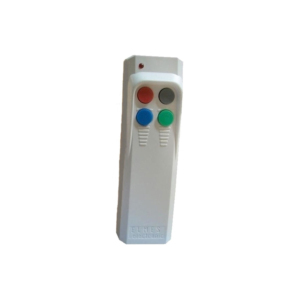 Buton de panica radio Elmes HAND CH4H/200, 4 butoane, 4 canale imagine spy-shop.ro 2021