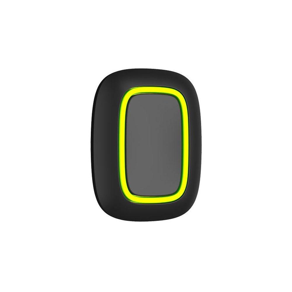 Buton de panica wireless Ajax Button BL, 1 buton, mod control automatizare, 1300 m imagine spy-shop.ro 2021