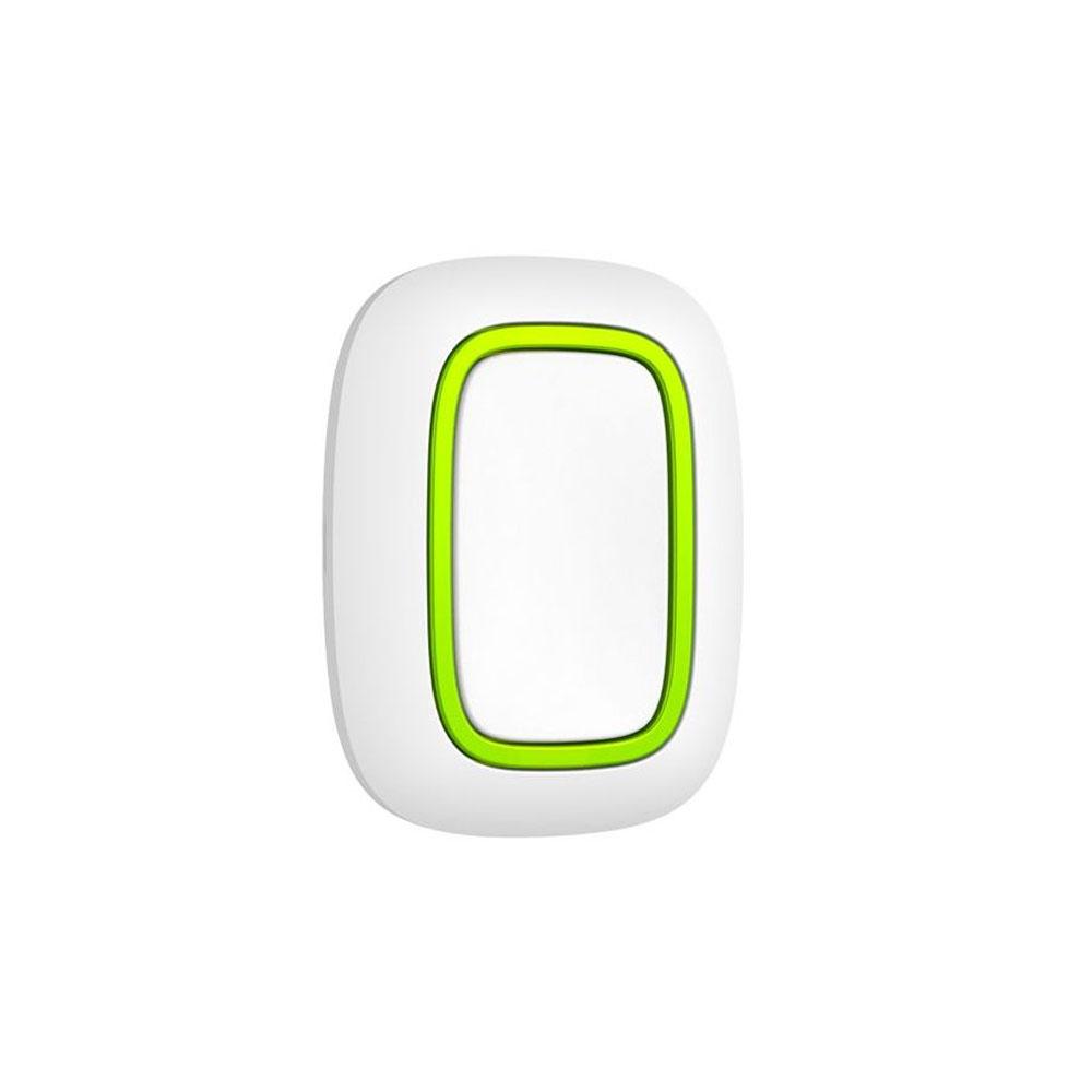 Buton de panica wireless Ajax Button WH, 1 buton, mod control automatizare, 1300 m imagine spy-shop.ro 2021