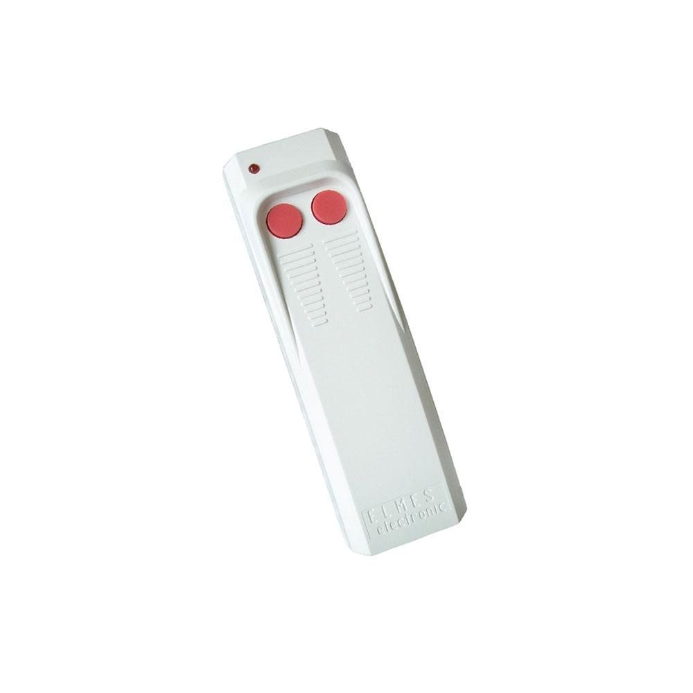 Buton de panica wireless Elmes HAND AN200H, 2 butoane, 1 canal, cod de securitate saritor imagine spy-shop.ro 2021