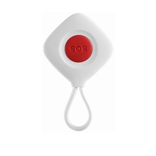 Buton de panica wireless Smanos PB1000, 80 m, 868/915 MHz, 3 V DC imagine spy-shop.ro 2021
