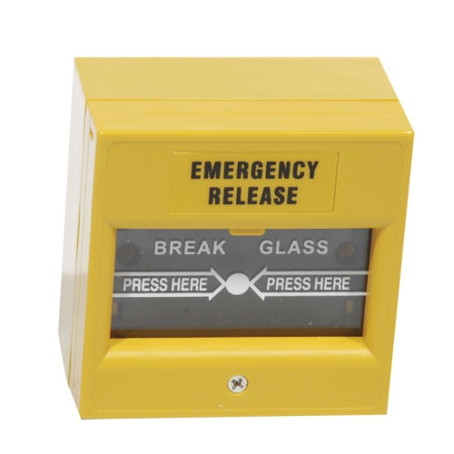 Buton iesire de urgenta CPK-860B, aparent, ABS imagine spy-shop.ro 2021