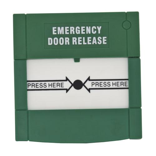 Buton iesire de urgenta CPK-861A+, IP24D, aparent, 2 relee