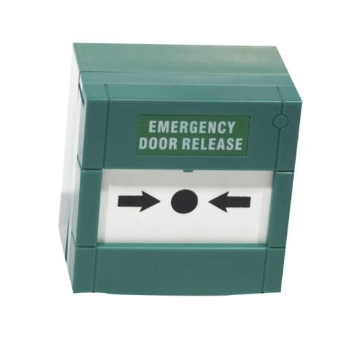 Buton iesire de urgenta CPK-861A, IP24D, aparent, plastic