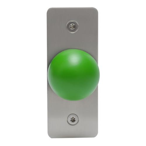 Buton iesire de urgenta ABK-808A, inox, 3 A, 36 Vcc imagine spy-shop.ro 2021