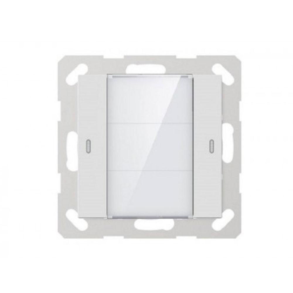 Buton KNX modular CHPLE-06/02.1.00, 2 canale, BUS imagine