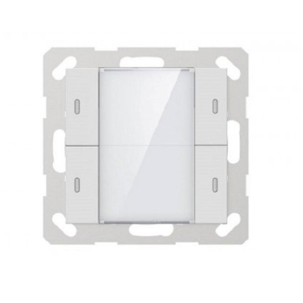 Buton KNX modular CHPLE-04/02.1.00, 4 canale, BUS imagine