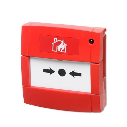 Buton manual de alarmare Bentel MCP-5A, adresabil