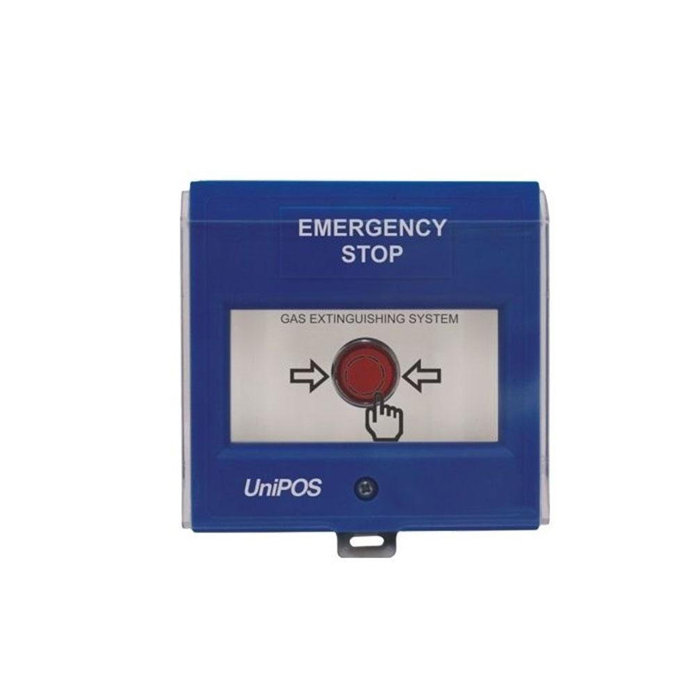 Buton manual oprire de urgenta UniPOS FD3050B imagine spy-shop.ro 2021