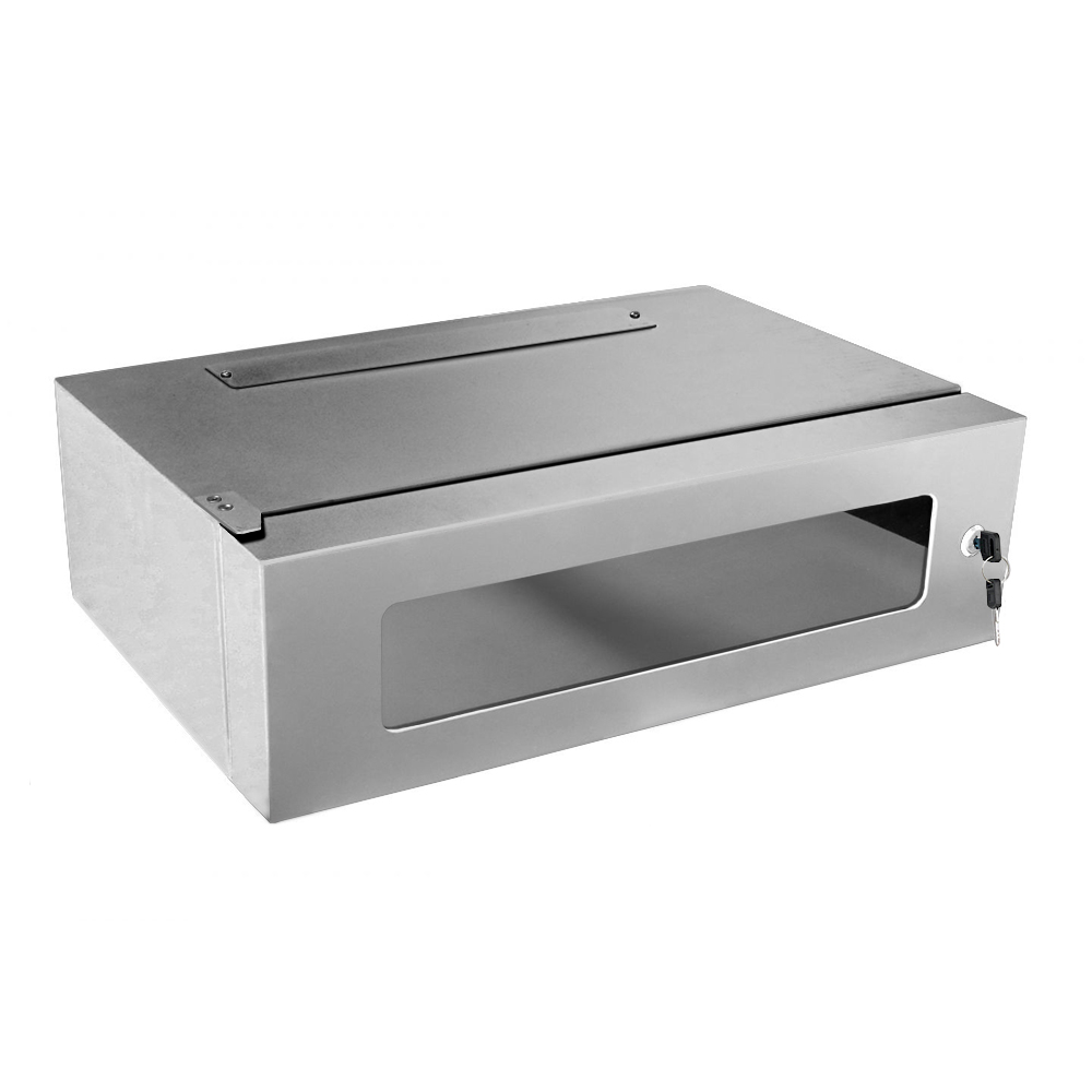 Cabinet metalic rack 19 inch SMP5306, 6U, IP20 imagine spy-shop.ro 2021