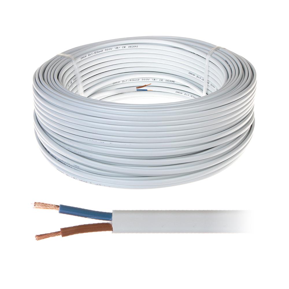 Cablu alimetare plat MYYM Genway ALIM.01, cupru, 100 m imagine spy-shop.ro 2021