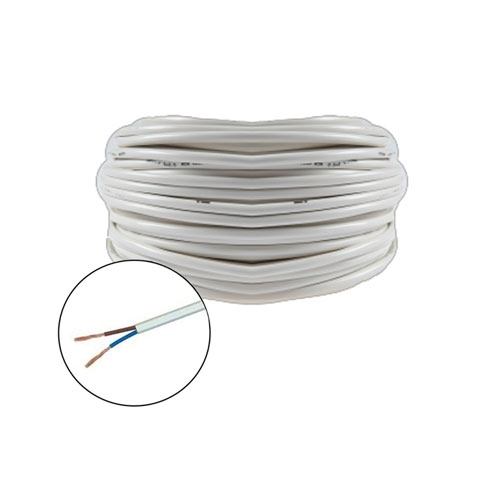 Cablu alimetare plat MYYM Genway ALIM.04, cupru, 100 m