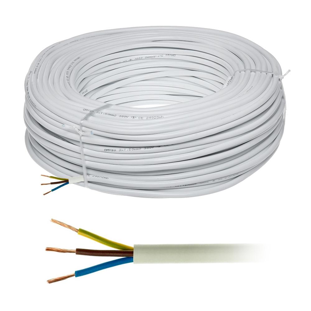 Cablu alimetare plat MYYM Genway ALIM.02, cupru, 100 m imagine spy-shop.ro 2021