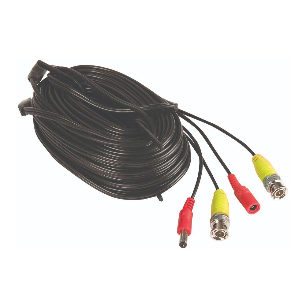 Cablu CCTV YALE SV-BNC18, 18 m imagine spy-shop.ro 2021
