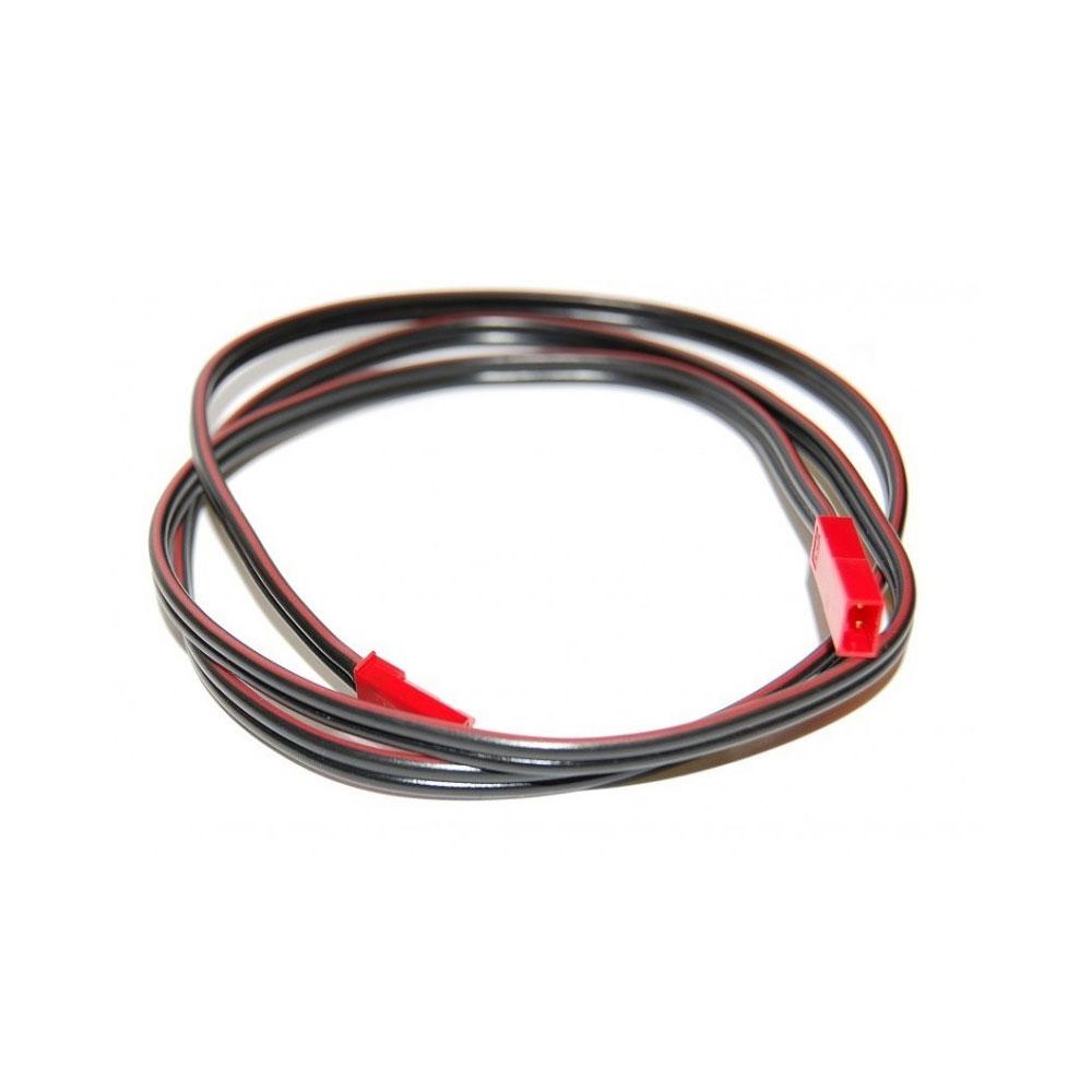 Cablu de extensie pentru baterii externe StealthTronic BAT09-081049, 100 cm imagine spy-shop.ro 2021