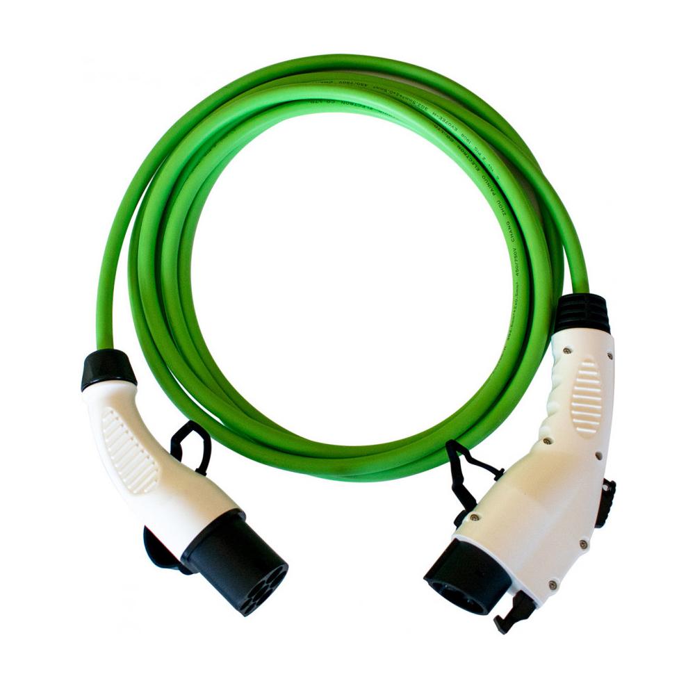 Cablu incarcare masini electrice Duosida T12/32V, Type 1 la 2, 7.2 kW, monofazat, 5 m imagine spy-shop.ro 2021