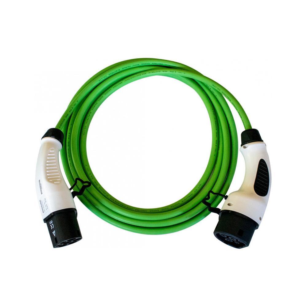 Cablu incarcare masini electrice Duosida T22/16V, Type 2, 3.6 kW, monofazat, 5 m imagine spy-shop.ro 2021