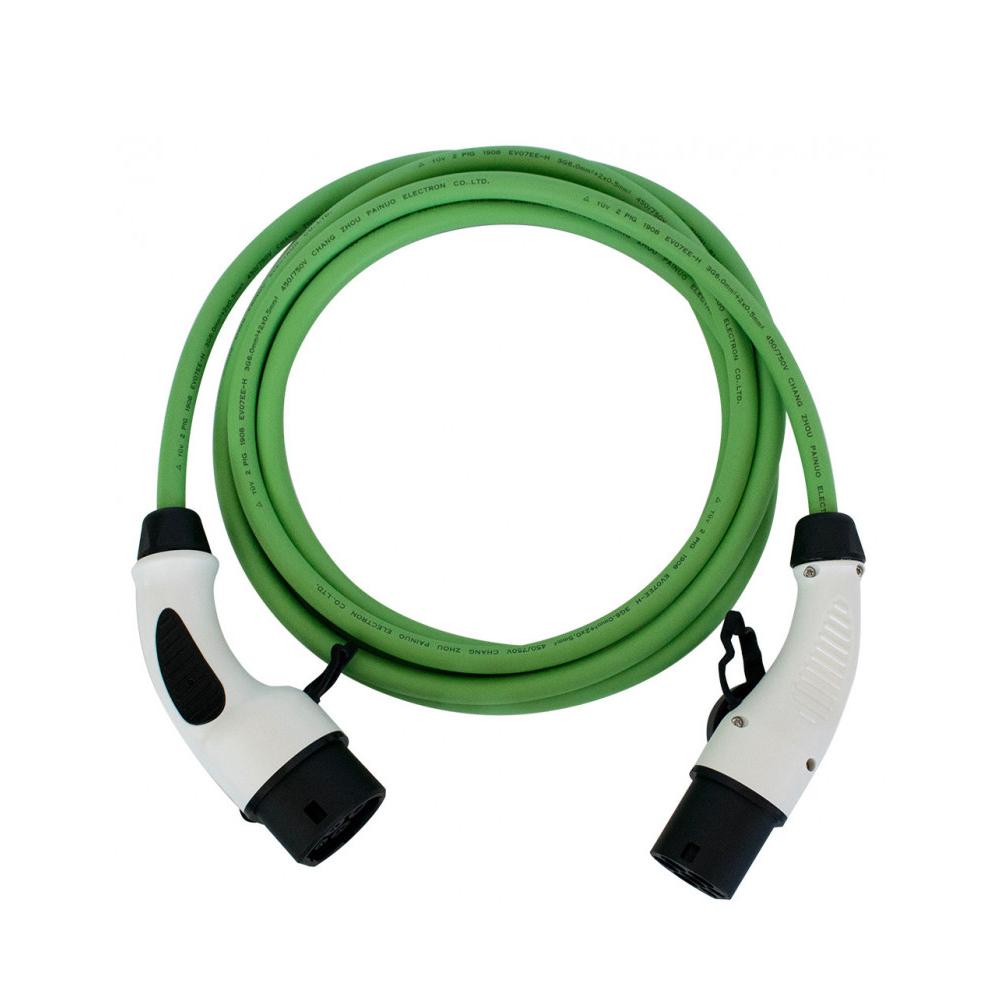 Cablu incarcare masini electrice Duosida T22-3/32V, Type 2, 22kW, trifazat, 5 m imagine spy-shop.ro 2021