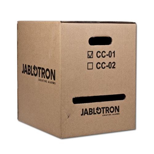 Cablu instalare antiefractie Jablotron CC-01, 300 m imagine spy-shop.ro 2021