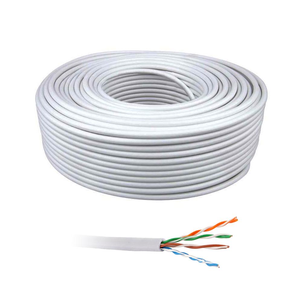 Cablu UTP CAT.5E Cupru (100 m) imagine spy-shop.ro 2021
