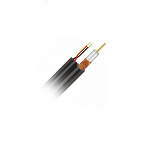 CABLU COAXIAL RG 59 + ALIMENTARE 2x0.8 (PRET/ML)