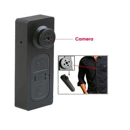 Camera ascunsa in nasture SS-CA71, 30FPS, 3 ore imagine