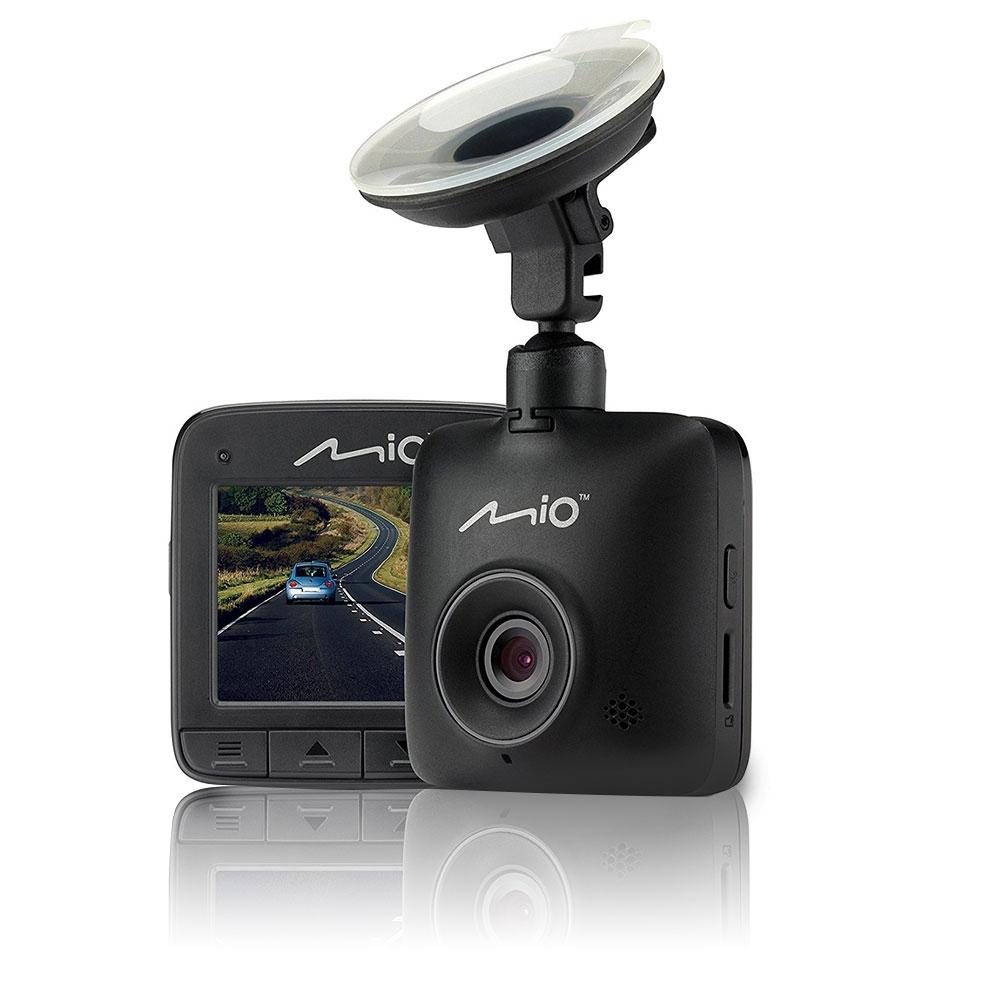 Camera Auto cu DVR Mio MiVue 310 MIVUEC310, Full HD, 32GB, 30 FPS imagine spy-shop.ro 2021