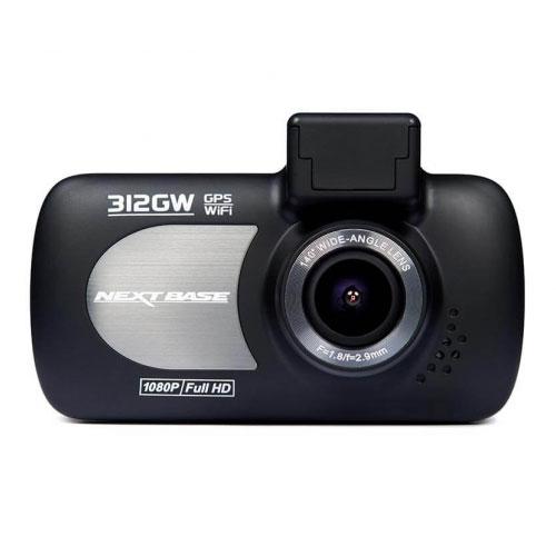 Camera auto cu DVR Nextbase 312GW, 2MP, WiFi, GPS, detectie miscare imagine spy-shop.ro 2021