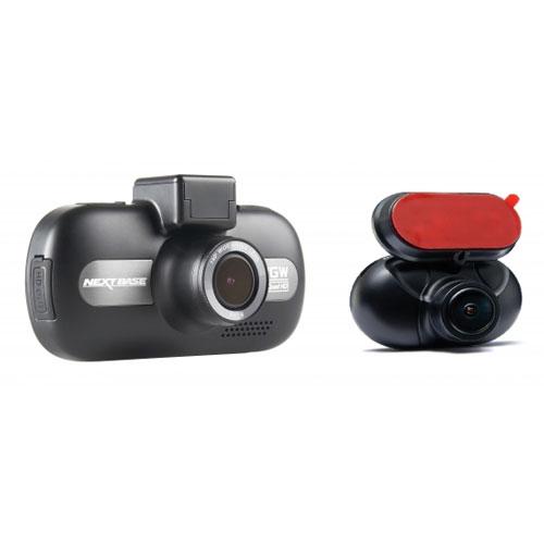 Camera auto duala cu DVR Nextbase 512GWRC, 4MP, WiFi, GPS, detectie miscare imagine spy-shop.ro 2021