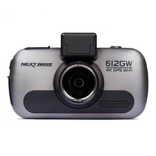 Camera auto cu DVR Nextbase 612GW, 4K, WiFi, GPS, detectie miscare imagine spy-shop.ro 2021