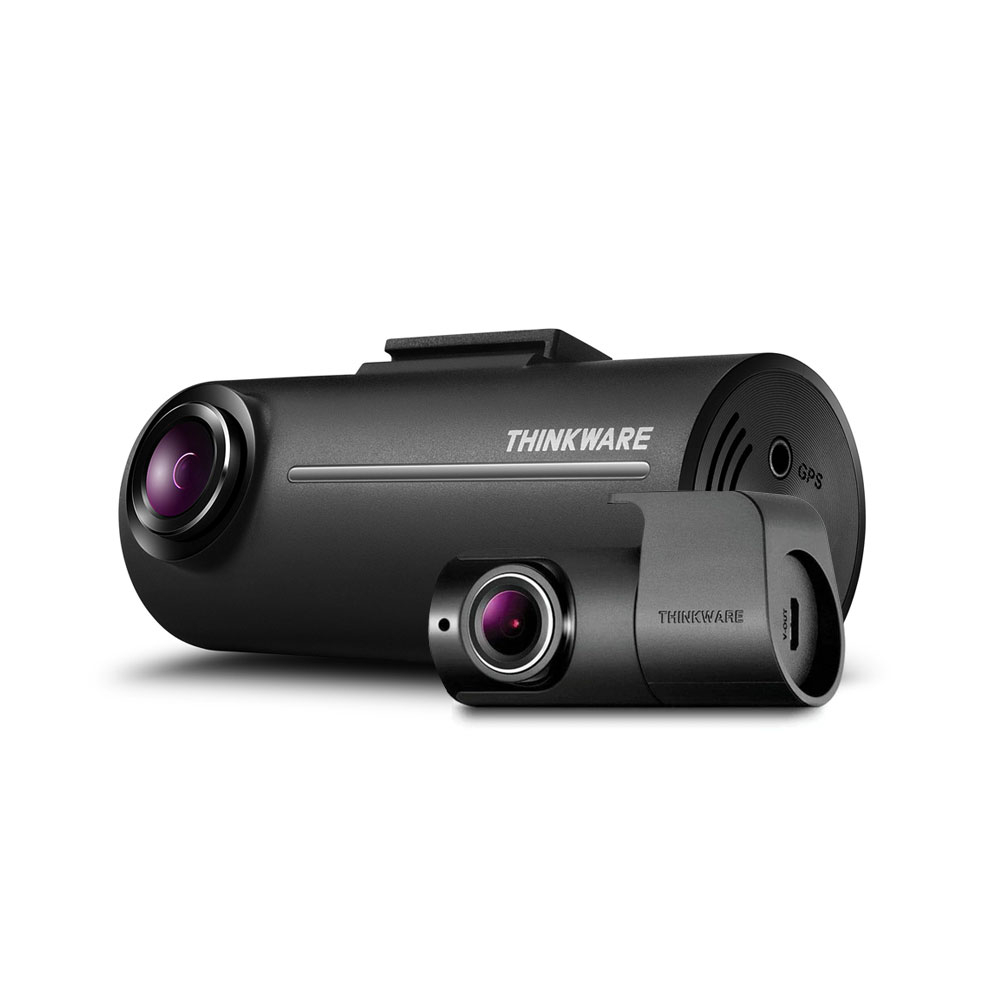 Camera auto cu DVR Thinkware F100, 2 MP, GPS + camera spate imagine spy-shop.ro 2021